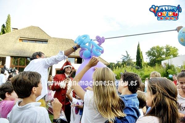 fiestas infantiles España