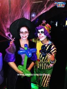 Fiestas infantiles Halloween a domicilio