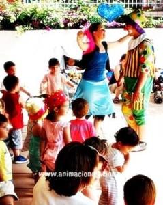 Payasos fiestas cumpleaños infantiles España
