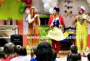 payasos fiestas de niños España
