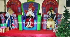 Contratar de Reyes Magos a domicilio