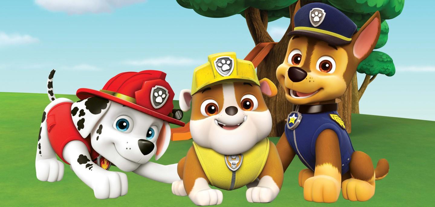 Animaciones para fiestas de cumpleaños infantiles de la patrulla canina
